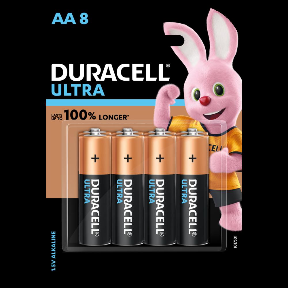 Duracell Ultra Aa Batteries