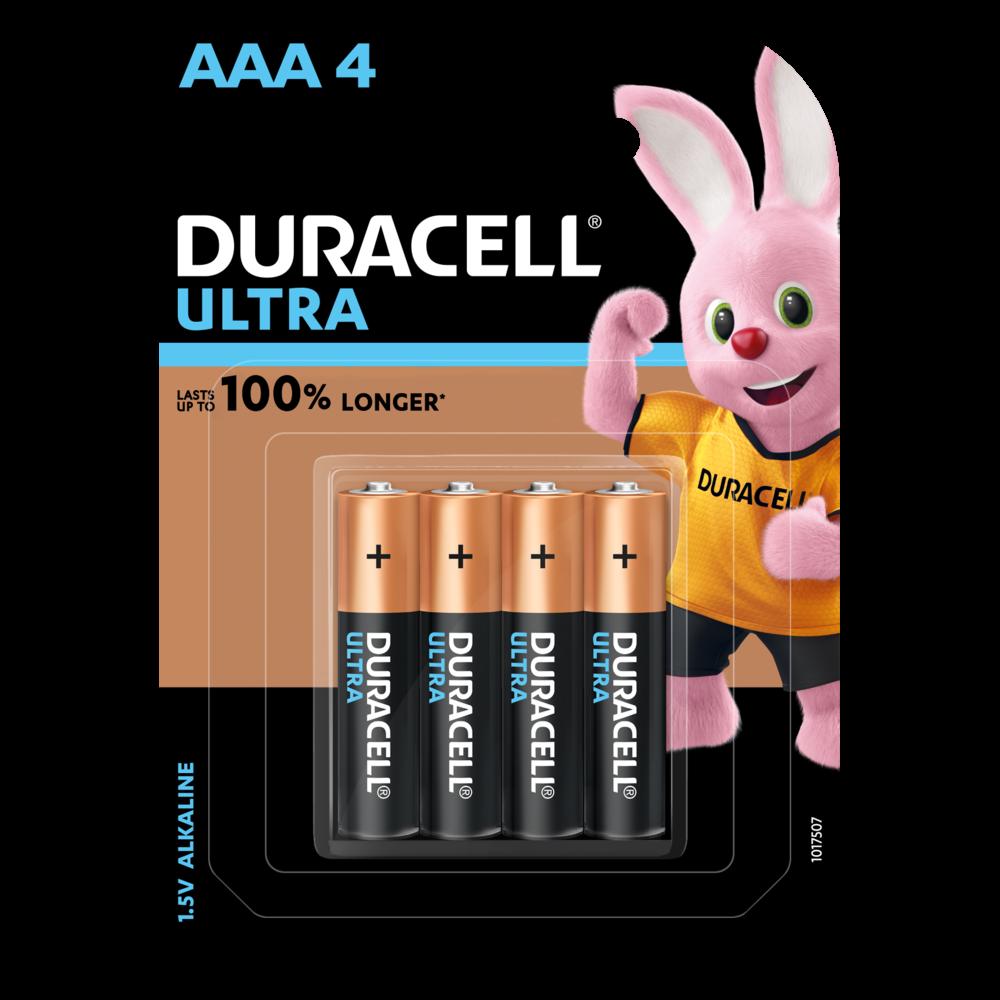 Duracell Ultra Aaa Batteries