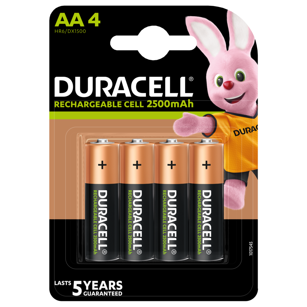 Duracell Recharge Ultra Aa Batteries
