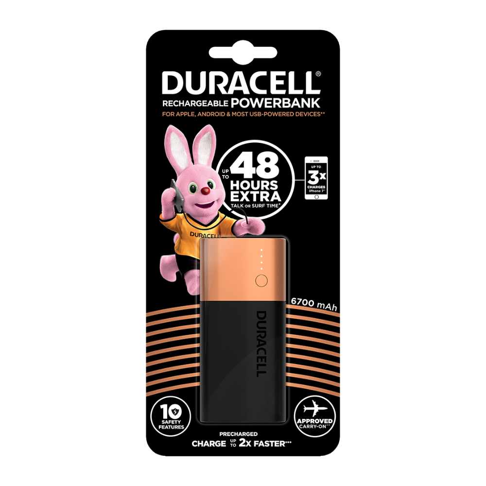 Home - Duracell